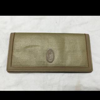 サンローラン(Saint Laurent)の美品本物イヴサンローランYSLサイフ長財布メンズ札入れビジネススーツ(長財布)