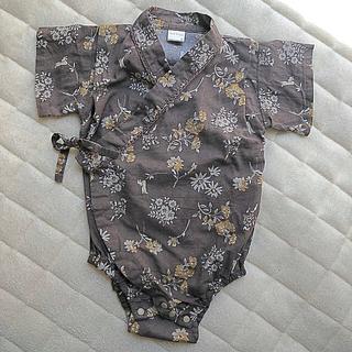 シマムラ(しまむら)のmin.様専用テータテート 浴衣ロンパース(甚平/浴衣)