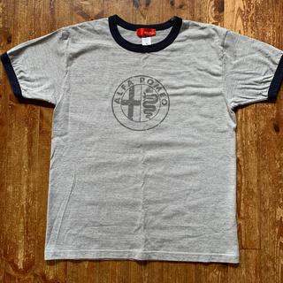 アルファロメオ(Alfa Romeo)のAlfa Romeo  半袖Tシャツ メンズM(Tシャツ/カットソー(半袖/袖なし))