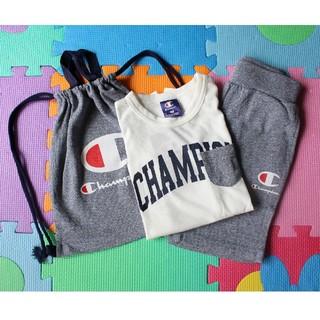 Champion - ☆新品未使用☆Champion×PICNIC Tシャツ×ハーフパンツ セット