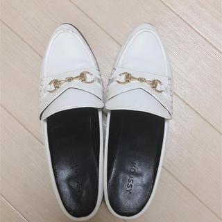 マウジー(moussy)の靴(moussy)(ローファー/革靴)