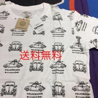 アウトドアプロダクツ(OUTDOOR PRODUCTS)の送料無料 VOLKSWAGEN Tシャツ Beetle Type 1(Tシャツ/カットソー(半袖/袖なし))