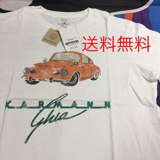 アウトドアプロダクツ(OUTDOOR PRODUCTS)の送料無料 VOLKSWAGEN Tシャツ Karmann Ghia(Tシャツ/カットソー(半袖/袖なし))