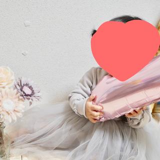 プティマイン(petit main)のもん様◎チュールたっぷり💓 ベビードレス(セレモニードレス/スーツ)