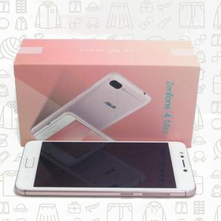 エイスース(ASUS)の【B】Zenfone4Max/32/SIMフリー(スマートフォン本体)