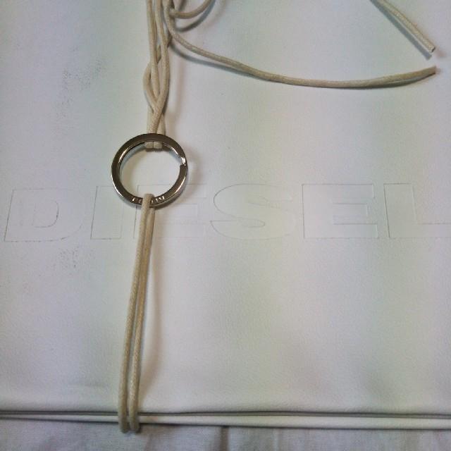 DIESEL(ディーゼル)のDIESEL クラッチバッグ ノベルティ エンタメ/ホビーのコレクション(ノベルティグッズ)の商品写真