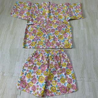 アナスイミニ(ANNA SUI mini)のアナスイ 甚平 110(甚平/浴衣)