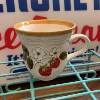 ミカサ(MIKASA)のmikasa ストロベリーマグカップ(陶芸)