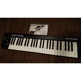 M-AUDIO Keystation49 mk3 & SP-2(MIDIコントローラー)