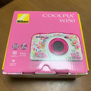 Nikon - Nikon COOLPIX W150 PINK 新品未使用