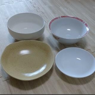 ヤマザキセイパン(山崎製パン)の食器4点セット(食器)