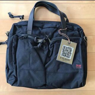 フィルソン(FILSON)の定価30800円フィルソンDryden Briecase 黒(ビジネスバッグ)