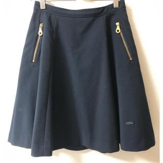 BURBERRY BLUE LABEL - クレストブリッジ スカート
