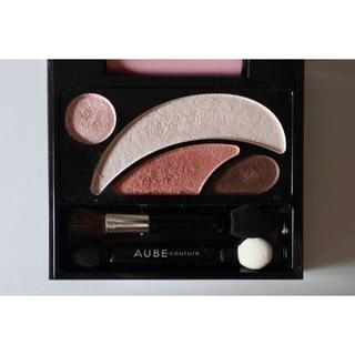 オーブクチュール(AUBE couture)のAUBE couture デザイニングシャインアイズ538(ブラウン系)(アイシャドウ)