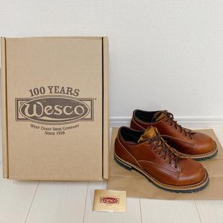 ウエスコ(Wesco)のwesco JH Classics 100周年(ブーツ)