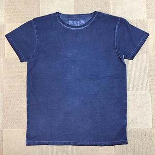 イーブンフロー(evenflo)の新品 SONS OF FREEDOMサンズオブフリーダム クルーネックTシャツM(Tシャツ/カットソー(半袖/袖なし))