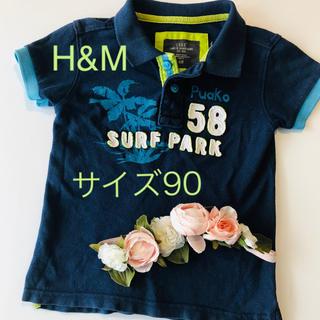 ブリーズ(BREEZE)の♡90♡H&Mかっこいいポロシャツ(Tシャツ/カットソー)