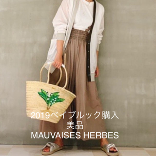 Spick and Span - 2019ベイブルック購入美品 MAUVAISES HERBES カーディガン