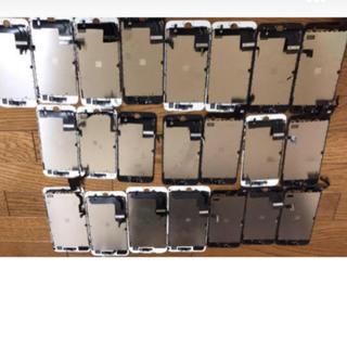 アップル(Apple)のiPhone パネル 10枚(スマートフォン本体)