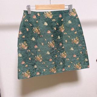 ダズリン(dazzlin)のダズリンのミニスカート(ミニスカート)