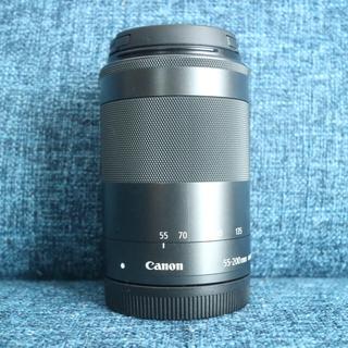 キヤノン(Canon)のCanon EF-Mマウント eosMシリーズ55-200mm(ミラーレス一眼)