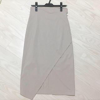 ドゥーズィエムクラス(DEUXIEME CLASSE)のお値下げ ウィムガゼット タイトスカート(ひざ丈スカート)