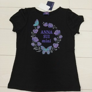 ANNA SUI mini - 【新品】ANNA SUI mini  Tシャツ(130cm)