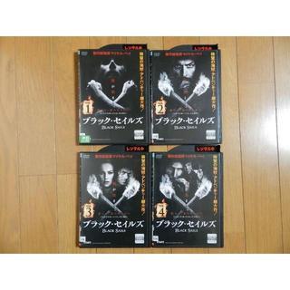 ★☆BLACK SAILS/ブラック・セイルズ DVDレンタル落ち☆★(TVドラマ)
