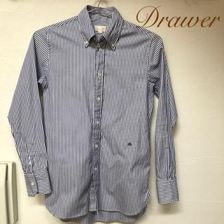 ドゥロワー(Drawer)のドロワー  drawer  ストライプ ブラウス(シャツ/ブラウス(長袖/七分))