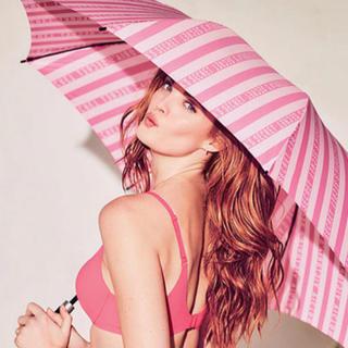 ヴィクトリアズシークレット(Victoria's Secret)のVictoria's secret 折り畳み傘(傘)