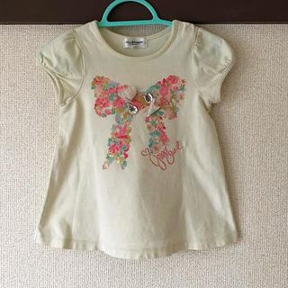 ジルスチュアートニューヨーク(JILLSTUART NEWYORK)のジルスチュアート⭐︎ビジュー付きTシャツ(Tシャツ)