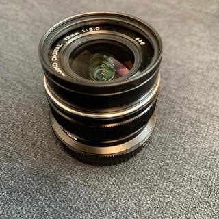 オリンパス(OLYMPUS)の M.ZUIKO DIGITAL ED 12mm (レンズ(単焦点))