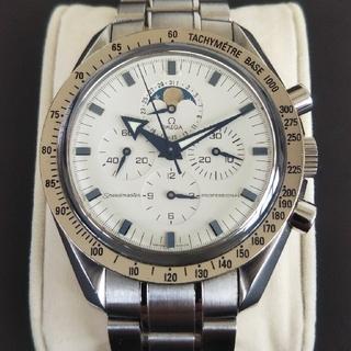 オメガ(OMEGA)のオメガ スピードマスター プロフェッショナル ムーンフェイズ(腕時計(アナログ))