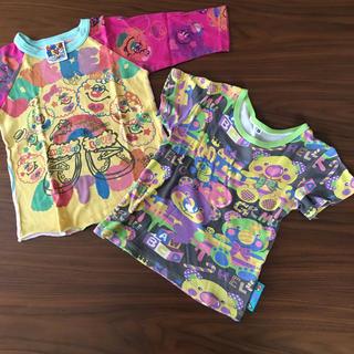 ラブレボリューション(LOVE REVOLUTION)の110  Tシャツ 2枚(Tシャツ/カットソー)