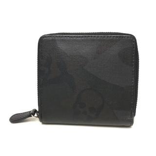ルシアンペラフィネ(Lucien pellat-finet)のLucien Pellat-Finet ルシアンペラフィネ  財布 迷彩(折り財布)