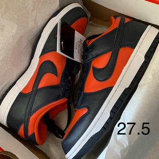 ナイキ(NIKE)の即日発送27.5cm Nike ダンク LOW champ colors(スニーカー)