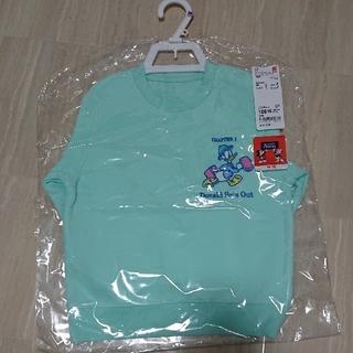 ユニクロ(UNIQLO)の未開封 ドナルド 長袖トレーナー 100(Tシャツ/カットソー)