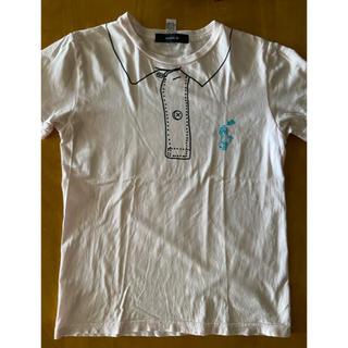 ミスティック(mystic)のmystic ポロシャツ風Tシャツ(Tシャツ(半袖/袖なし))
