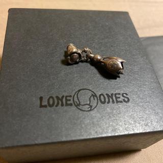 ロンワンズ(LONE ONES)のLONE ONES ロンワンズ  フローリンク ウィズ ティアベルイヤリング(ピアス(片耳用))