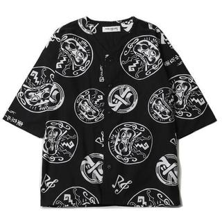 RUDE GALLERY - 新品 RUDE GALLERY DARUMA DUB SHIRT 達磨2