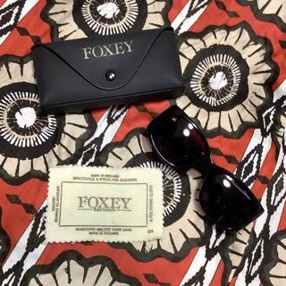 フォクシー(FOXEY)のフォクシー(FOXEY)  黒サングラス(サングラス/メガネ)