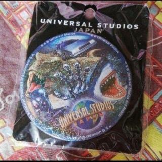 ユニバーサルスタジオジャパン(USJ)のUNIVERSAL STUDIOS JAPAN 缶バッジ(バッジ/ピンバッジ)