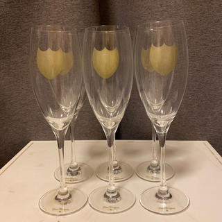 ドンペリニヨン(Dom Pérignon)のドンペリニヨン シャンパングラス 6脚セット 非売品 (グラス/カップ)