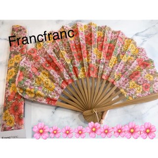 Francfranc - 🌟Francfranc扇子🌟