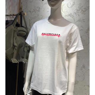 最終値下げ!パロディTシャツ バレンシアガ(Tシャツ(半袖/袖なし))