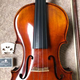 スズキ(スズキ)のsol様専用お取り置き スズキ バイオリン no.300 4/4 純正ケース付き(ヴァイオリン)