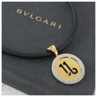 ブルガリ(BVLGARI)の◎決算セール◎ ブルガリ アクセサリー ネックレス ストラップ バングル 金(ネックレス)