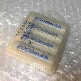 eneloop互換 ニッケル水素充電池 8本 (単三形 & 単四形 各4本) (その他)