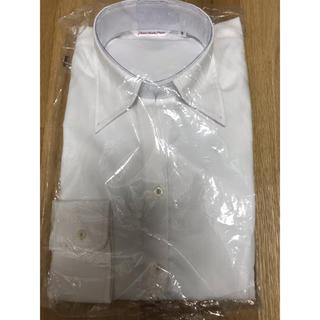 スーツカンパニー(THE SUIT COMPANY)の新品未開封☆白シャツ(シャツ/ブラウス(長袖/七分))