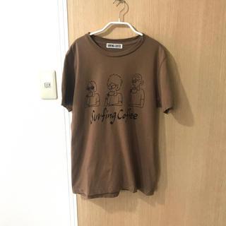 トゥデイフル(TODAYFUL)のsurfing coffee Tシャツ(Tシャツ/カットソー(半袖/袖なし))